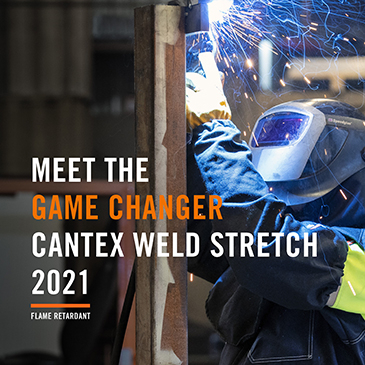 Tranemo Cantex Weld Stretch