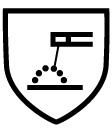 Symbol EN ISO 11611